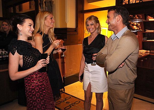 Country Strong Premiere With Gwyneth Paltrow And Tim McGraw - After Party