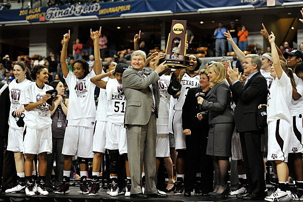 Texas A&M Lady Aggies