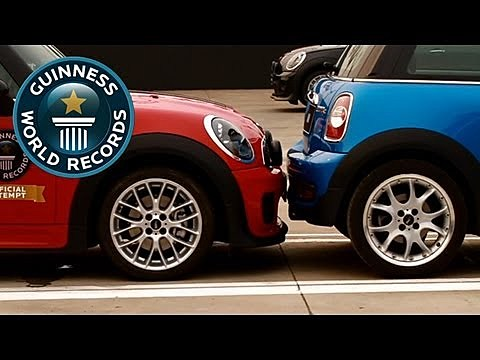 parallel parking record