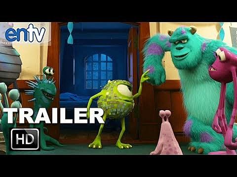 monsters univeristy trailer