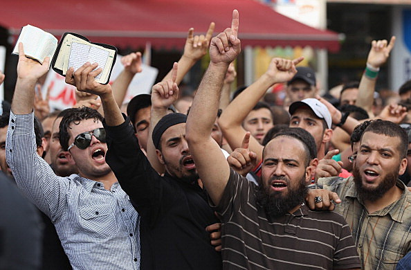 islamic protests