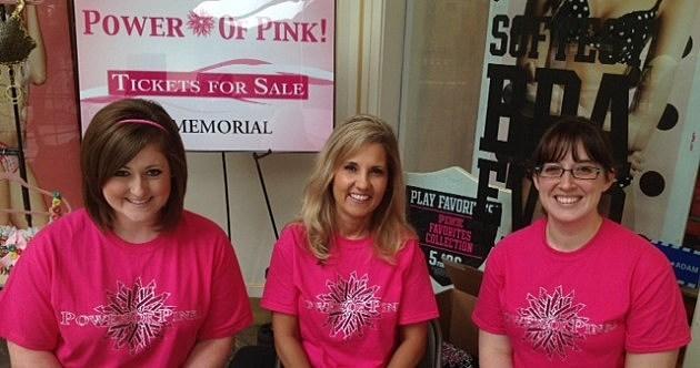 power of pink ticket sales
