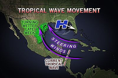 tropical development accuweather