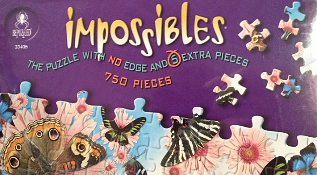 impossibles puzzles