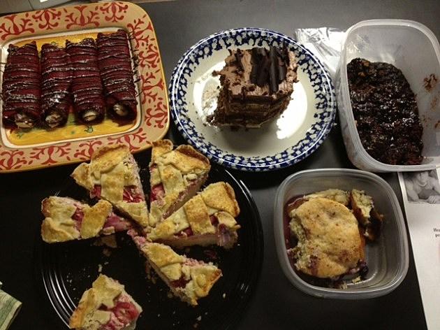 ACYF day two desserts