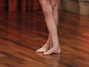 Mystery feet - 042913