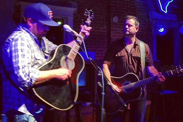 Randy Rogers and Wade Bowen Live at Banita Creek Hall
