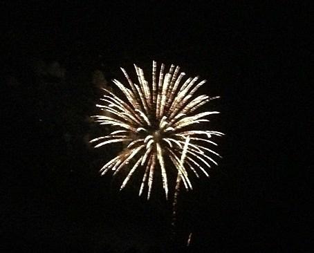 2013 Lufkin Fireworks