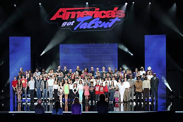 americas got talent vegas competitors