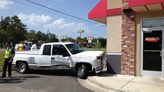 lufkin carl's jr. accident