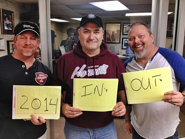 2014 Kicks 105 Ins/Outs