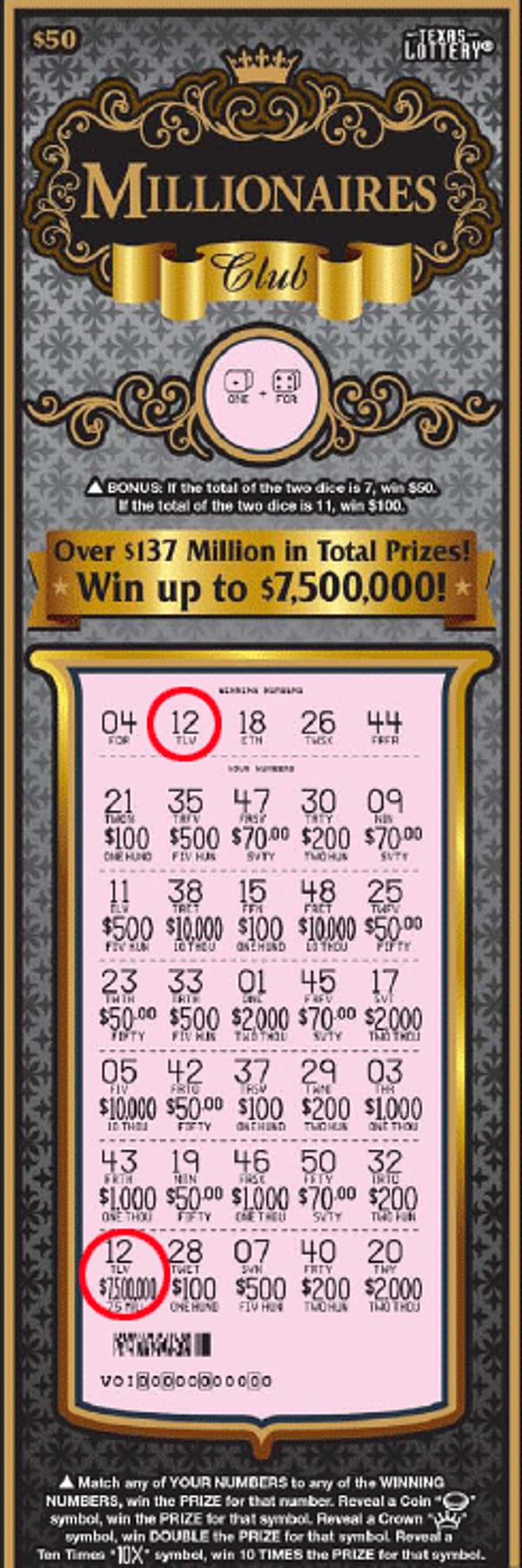 tx lottery odds of winning