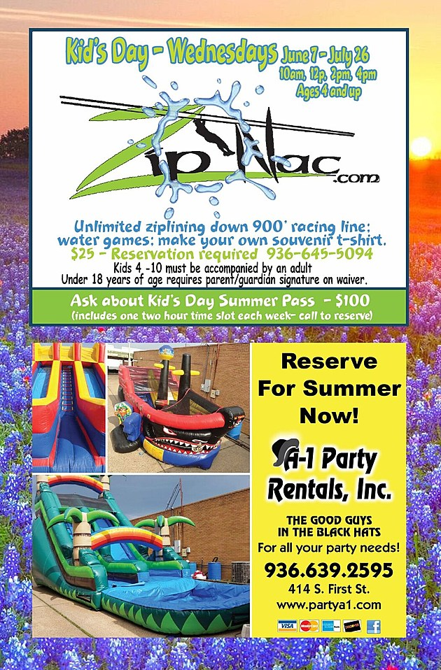 Zip Nac / A-1 Party Rentals