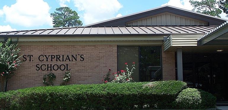 St Cyprians school