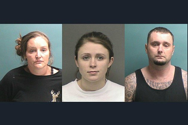 Contributed photos - Nacogdoches Sheriffs Dept