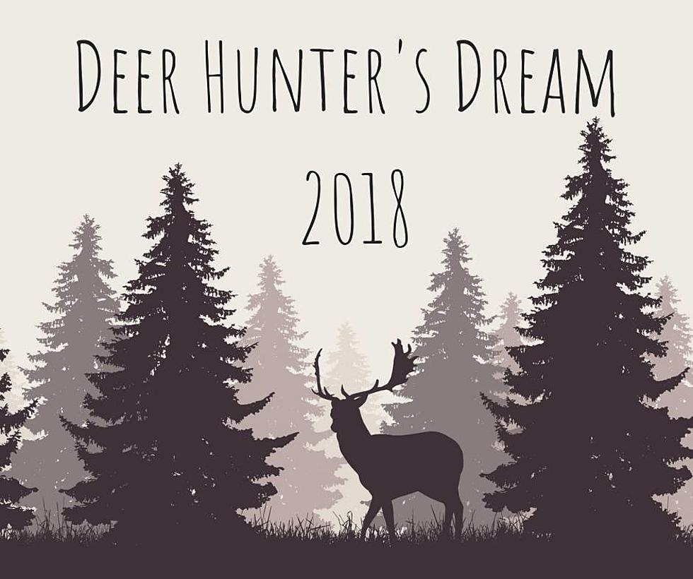 KICKS 105 Deer Hunter\'s Dream Features Lifetime Hunting License